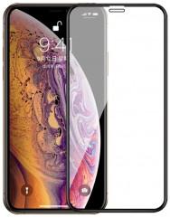 Скло броньоване матове Iphone XS Max/11 Pro Max (5D Black)