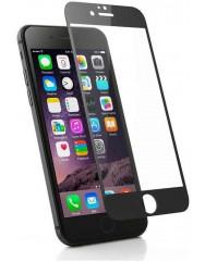Захисне скло для Apple iPhone 6/6S (5D Black)