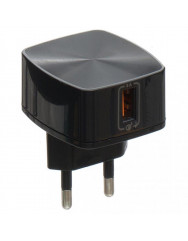 Remax 3A Quick Charger[RP-U114-BLACK]