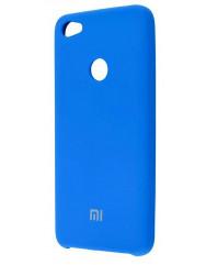 Чохол Silicone Case Xiaomi Redmi Note 5A (синій)