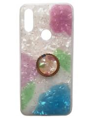 Чохол Ice Color Xiaomi Redmi 7 з тримачем на палець (різнокольоровий)