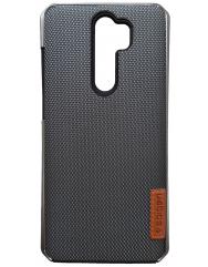 Чехол SPIGEN GRID Xiaomi Redmi Note 8 Pro (серый)