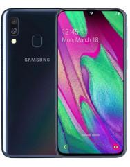 Samsung A405F Galaxy A40 4/64Gb (Black) EU - Официальный