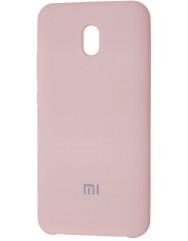Чохол Silky Xiaomi Redmi 8a (бежевий)