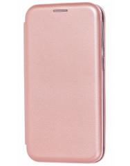 Книга Premium Samsung Galaxy A40 (бронзовый)