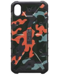 Чохол UAG Camouflage Iphone XR (оранжевий)