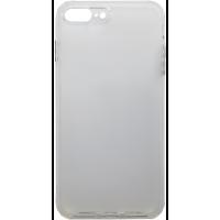 Чехол усиленный матовый iPhone 7/8 Plus (белый)