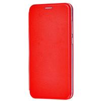 Книга Premium Xiaomi Redmi Note 8 Pro (красный)