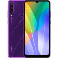 Huawei Y6p 3/64Gb (Purple) EU - Официальный