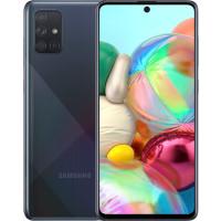 Samsung A715F Galaxy A71 6/128 (Black) EU - Международная версия