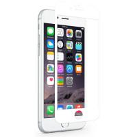 Стекло Apple iPhone 5/5S (5D White)