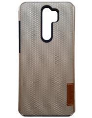 Чехол SPIGEN GRID Xiaomi Redmi Note 8 Pro (золотой)