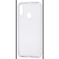 Чехол силиконовый Momo P Smart 2019 (белый)