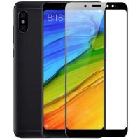 Защитное стекло Xiaomi Redmi Note 5 (3D Black) 0.33mm
