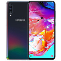Samsung A705F Galaxy A70 6/128Gb (Black) EU - Официальный