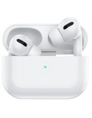 TWS навушники Apple AirPods Pro (Copy) with Wireless Charging Case (White)