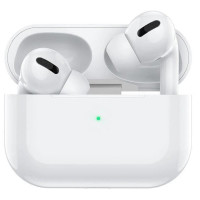 TWS наушники Apple AirPods Pro (Copy) with Wireless Charging Case (White)