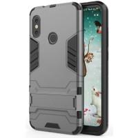Чехол Skilet Xiaomi Mi A2 Lite (серый)