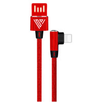 USB cable INAVI iPhone (UC-16) (красный)