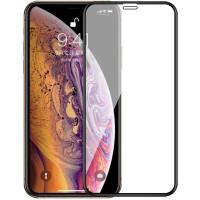 Стекло Konfulon Apple Iphone X/XS (5D Black)