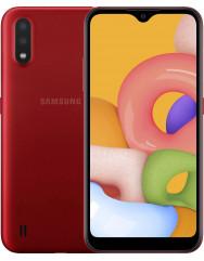 Samsung A015F Galaxy A01 2/16Gb (Red) EU - Официальный