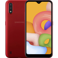 Samsung A015F Galaxy A01 2020 2/16Gb (Red) EU - Официальный