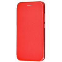 Книга Premium Xiaomi Redmi Note 8 (красный)