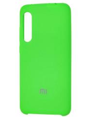 Чехол Silky Xiaomi MI 9 SE (зеленый)