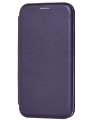 Книга Premium Samsung Galaxy A40 (синий)