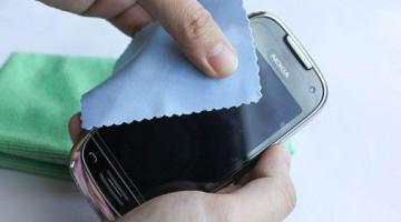 Как правильно ухаживать за мобильным телефоном?