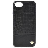 Чехол-накладка Yesido Crocco iPhone 7 (черный)