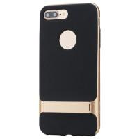 Чехол-накладка Rock Royce iPhone 7 (золотой)