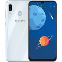 Samsung A305F-DS Galaxy A30 3/32 (White) EU - Global Version - Официальный