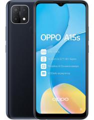 OPPO A15s 4/64GB (Dynamic Black)