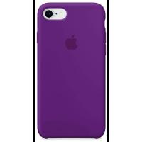 Чехол Silicone Case iPhone 6/6s (фиолетовый)