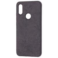 Чехол Velvet Xiaomi Redmi Note 7 (черный)