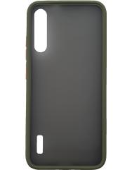 Чохол LikGus Maxshield матовий Xiaomi Mi A3/CC9e (хакі)