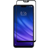 Защитное стекло Xiaomi Mi 8 Lite (3D Black) 0.33mm