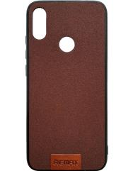 Чохол Remax Tissue Xiaomi Redmi Note 7 (коричневий)