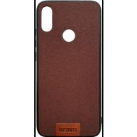 Чехол Remax Tissue Xiaomi Redmi Note 7 (коричневый)