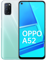 OPPO A52 4/64GB (Stream White)