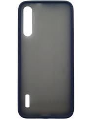 Чохол LikGus Maxshield матовий Xiaomi Mi A3/CC9e (темно-синій)