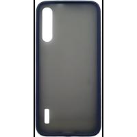 Чехол LikGus Maxshield матовый Xiaomi Mi A3/CC9e (темно-синий)