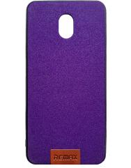 Чохол Remax Tissue Xiaomi Redmi 8a (фіолетовий)