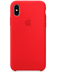 Чохол Silicone Case iPhone Xs Max (червоний)