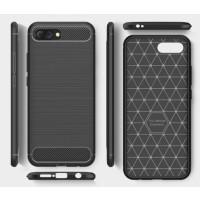 Чехол Carbon Huawei Honor 10 (черный)