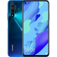 Huawei Nova 5T 6/128GB (Crush Blue) EU - Официальный