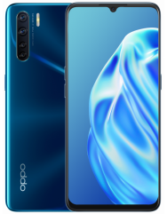 OPPO A91 8/128GB (Blazing Blue)