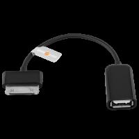 Адаптер LogicPower S-K03 USB OTG для Galaxy Tab