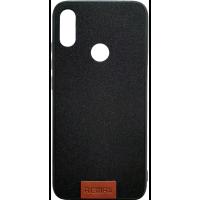 Чехол Remax Tissue Xiaomi Redmi Note 7 (черный)
